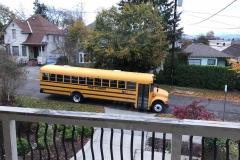 An Entire Freaking Schoolbus